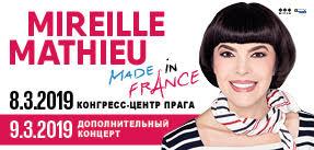 Mireille Mathieu 2019