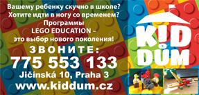 Kiddum | Lego Vzdělávací Centrum Kiddum