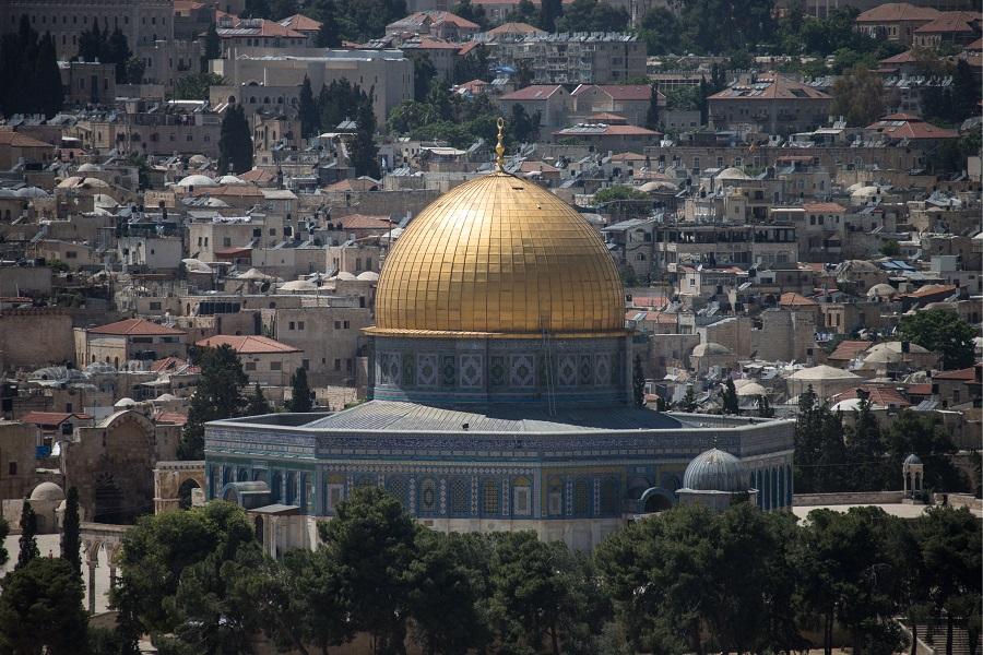 В чешском школьном атласе столицей Израиля назвали Иерусалим